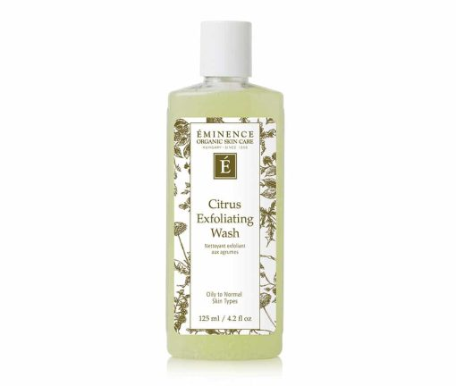 Eminence Citrus Exfoliating Wash – 4 oz. 1