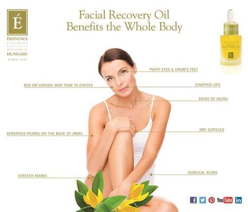 Eminence Facial Recovery Oil - .5 oz. 2