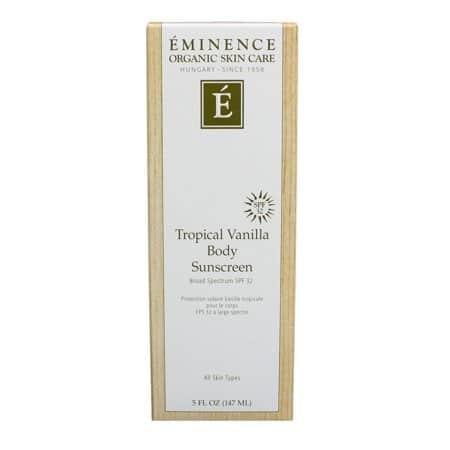 Eminence Tropical Vanilla Body SPF 32 – 5 oz. 1