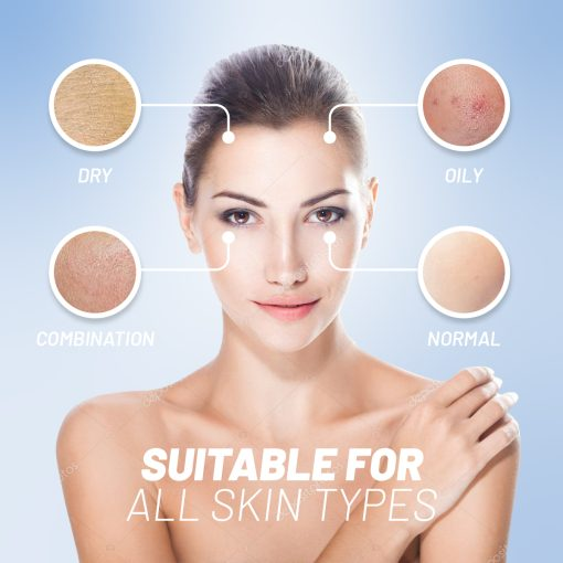 Organic Skin Lightening Cream With SPF 30 2