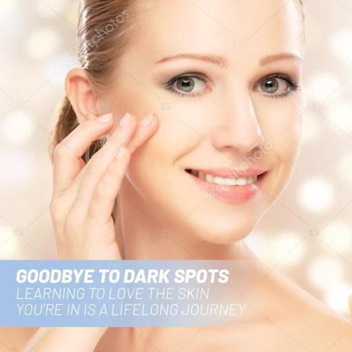 Organic Skin Lightening Cream With SPF 30