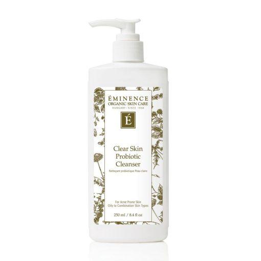 Eminence Organic Clear Skin Probiotic Cleanser – 8.4 fl. oz. 1