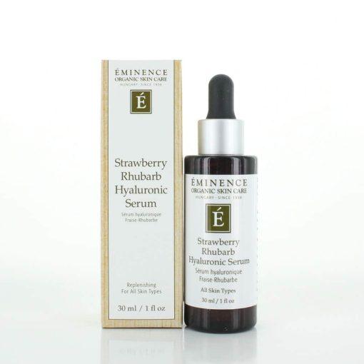 Eminence Strawberry Rhubarb Hyaluronic Serum – 1 oz. 1