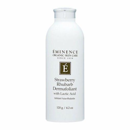 Eminence Strawberry Rhubarb Dermafoliant with Lactic Acid – 4.2 oz. 1