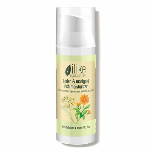 ilike Linden And Marigold Rich Moisturizer