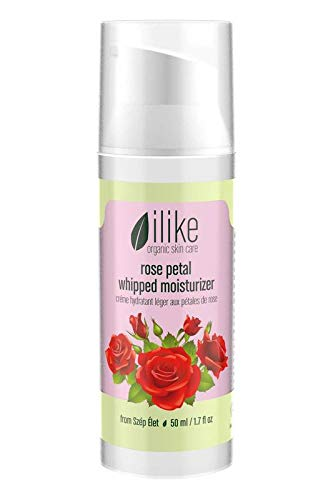 ilike Rose Petal Whipped Moisturizer