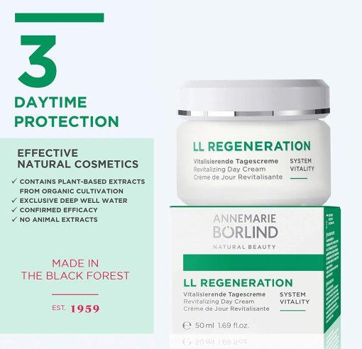 Annemarie Borlind LL Regeneration Day Cream - 1.69oz 1
