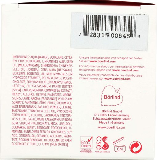 Annemarie Borlind System Absolute Night Cream - 1.69oz 4