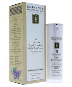 Eminence Lavender Age Corrective Night Eye Cream