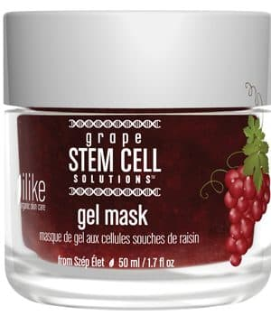 ilike Grape Solutions Gel Mask