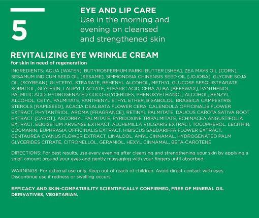 AnneMarie Borlind LL Regeneration Eye Wrinkle Cream - 1.01fl / 30ml 4
