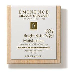 Eminence Bright Skin Moisturizer SPF 40 - 2oz 2