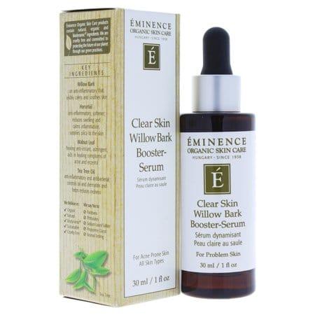 Eminence Clear Skin Willow Bark Booster Serum - 1oz 2