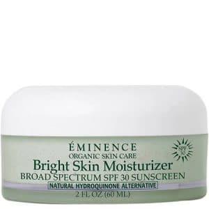 Eminence Bright Skin Moisturizer SPF 40 - 2oz 1