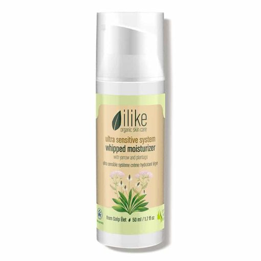 ilike Ultra Sensitive Whipped Moisturizer