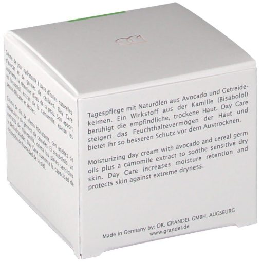 Dr. Grandel Sensitive Balance Day Care - 50ml/1.7 fl oz 1