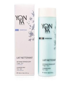 YonKa Lait Nettoyant Cleansing Milk For Face and Eyes