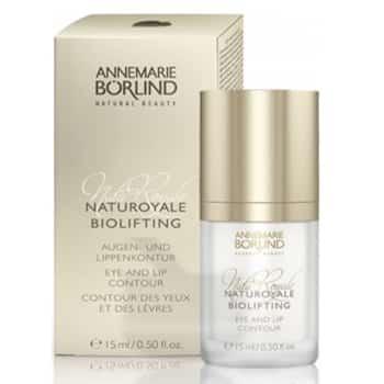 Annemarie Borlind NatuRoyale Biolifting Eye And Lip Contour - 0.5oz