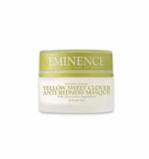 Eminence Biodynamic Yellow Sweet Clover Anti-Redness Masque – 1 oz.