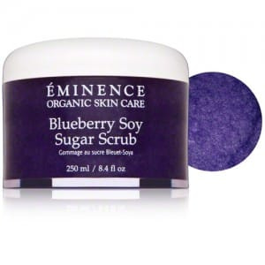 Eminence Blueberry Soy Sugar Scrub – 8.4 fl. oz.