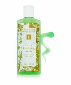 Eminence Citrus Exfoliating Wash – 4 oz.
