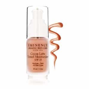 Eminence Cocoa Latte Tinted Moisturizer SPF 25 (Medium To Dark) - 35ml/1.2oz