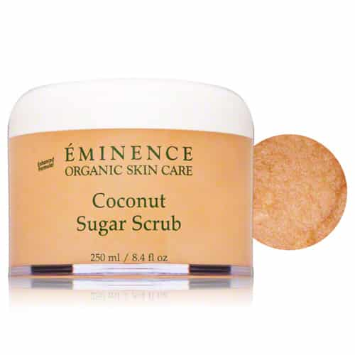 Eminence Coconut Sugar Scrub – 8.4 oz.