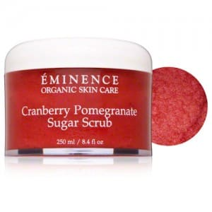 Eminence Cranberry Pomegranate Sugar Scrub – 8.4 oz.