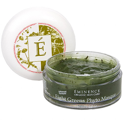 Eminence Eight Greens Phyto Masque Not Hot – 2 oz.