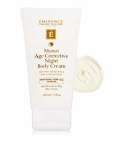 Eminence Monoi Age Corrective Night Body - 147ml 5fl