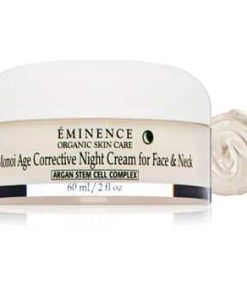 Eminence Monoi Age Corrective Night Cream for Face and Neck - 2fl oz.