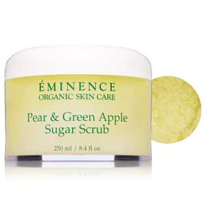 Eminence Pear and Green Apple Sugar Scrub – 8.4 oz.
