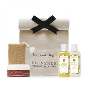 Eminence Spa Goodie Bag