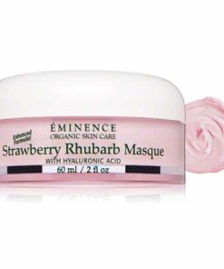 Eminence Strawberry Rhubarb Masque with Hyaluronic Acid – 2 oz.