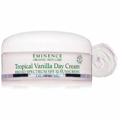 Eminence Tropical Vanilla Sun Cream SPF 32 - Face – 2 oz.