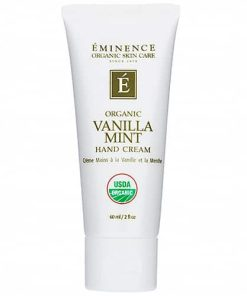 Eminence Vanilla Mint Hand Cream – 2.0 oz.