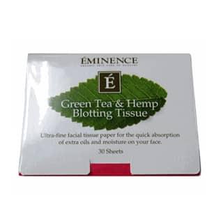 Eminence Green Tea & Hemp Blotting Tissue – 30 Sheets