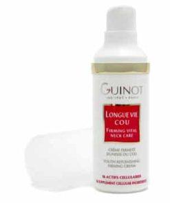 Guinot Longue Vie Cou Firming Vital Neck Care - 1 oz