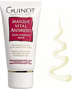 Guinot Masque Vital Antirides Anti-Wrinkle Radiance Mask - 1.6 oz