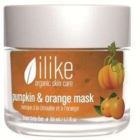 ilike Pumpkin and Orange Mask – 1.7 oz.