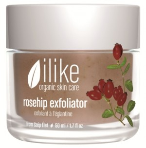 ilike Rosehip Exfoliator – 1.7 oz.