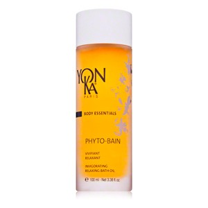 Yonka Phyto-Bain Invigorating Relaxing Bath Oil - 3.38oz