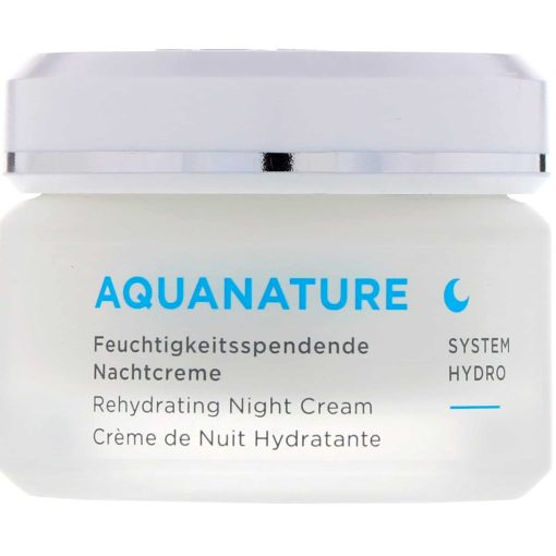 AnneMarie Borlind Aqua Nature Rehydrating Night Cream