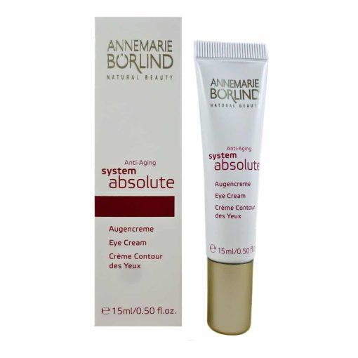 AnneMarie Borlind, System Absolute Anti-Aging Eye Cream