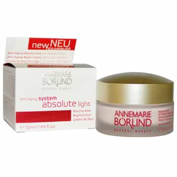 AnneMarie Borlind System Absolute LIGHT Anti-Aging Night Cream