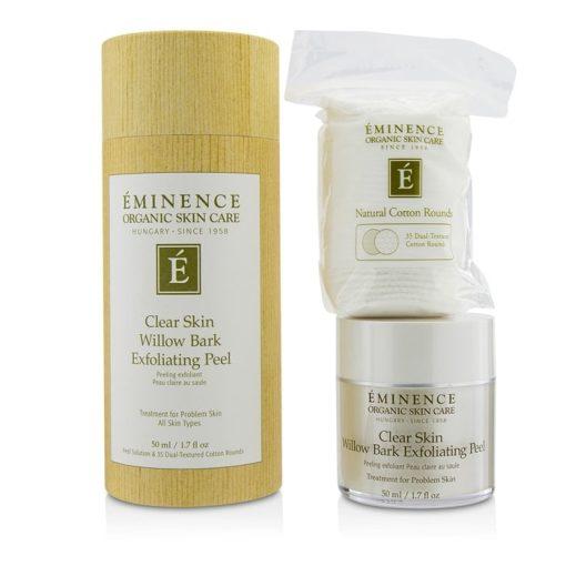Eminence Clear Skin Willow Bark Exfoliating Peel