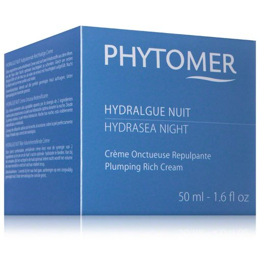 Phytomer Hydrasea Night Plumping Rich Cream - 1.6 oz 3