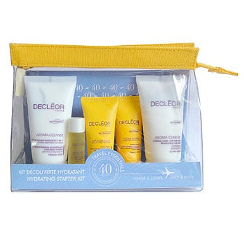 decleor hydrating starter kit
