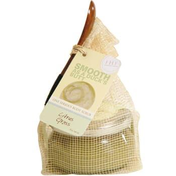 FarmHouse Fresh Citrus Grass Fine Grain Salt Scrub - 6oz 1