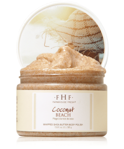 FarmHouse Fresh Coconut Beach Body Scrub